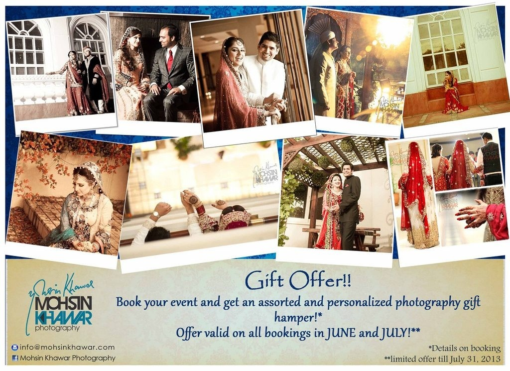 gift offer post design
