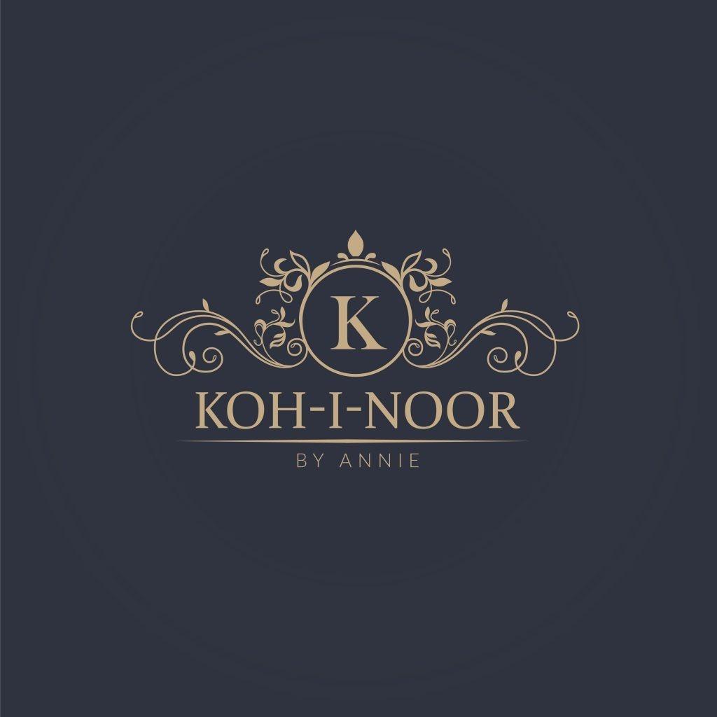 Kohinoor logo design