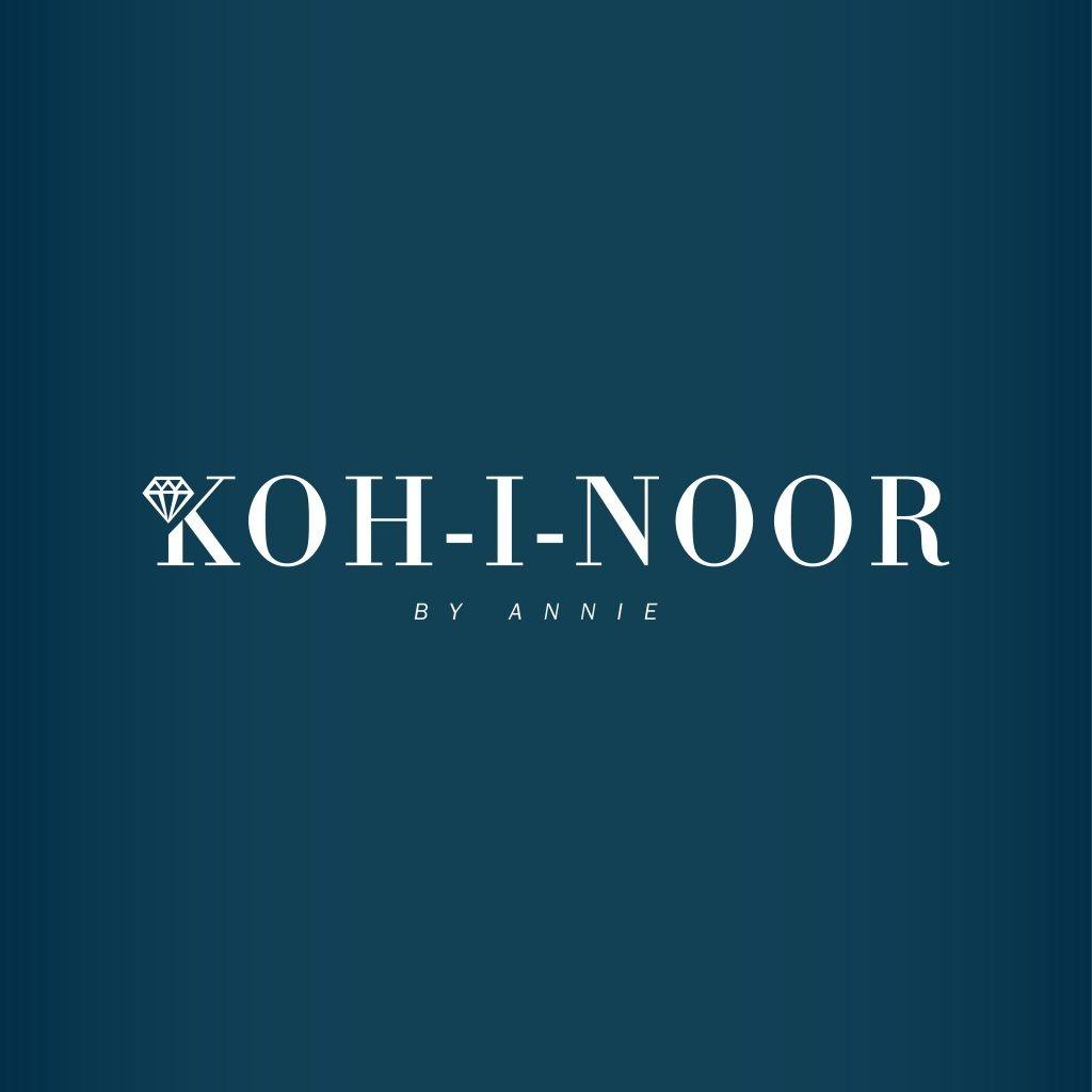 Kohinoor logo design 4