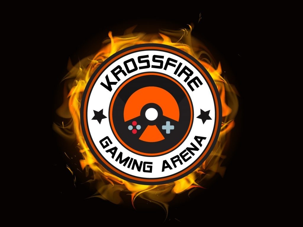Krossfire Logo design
