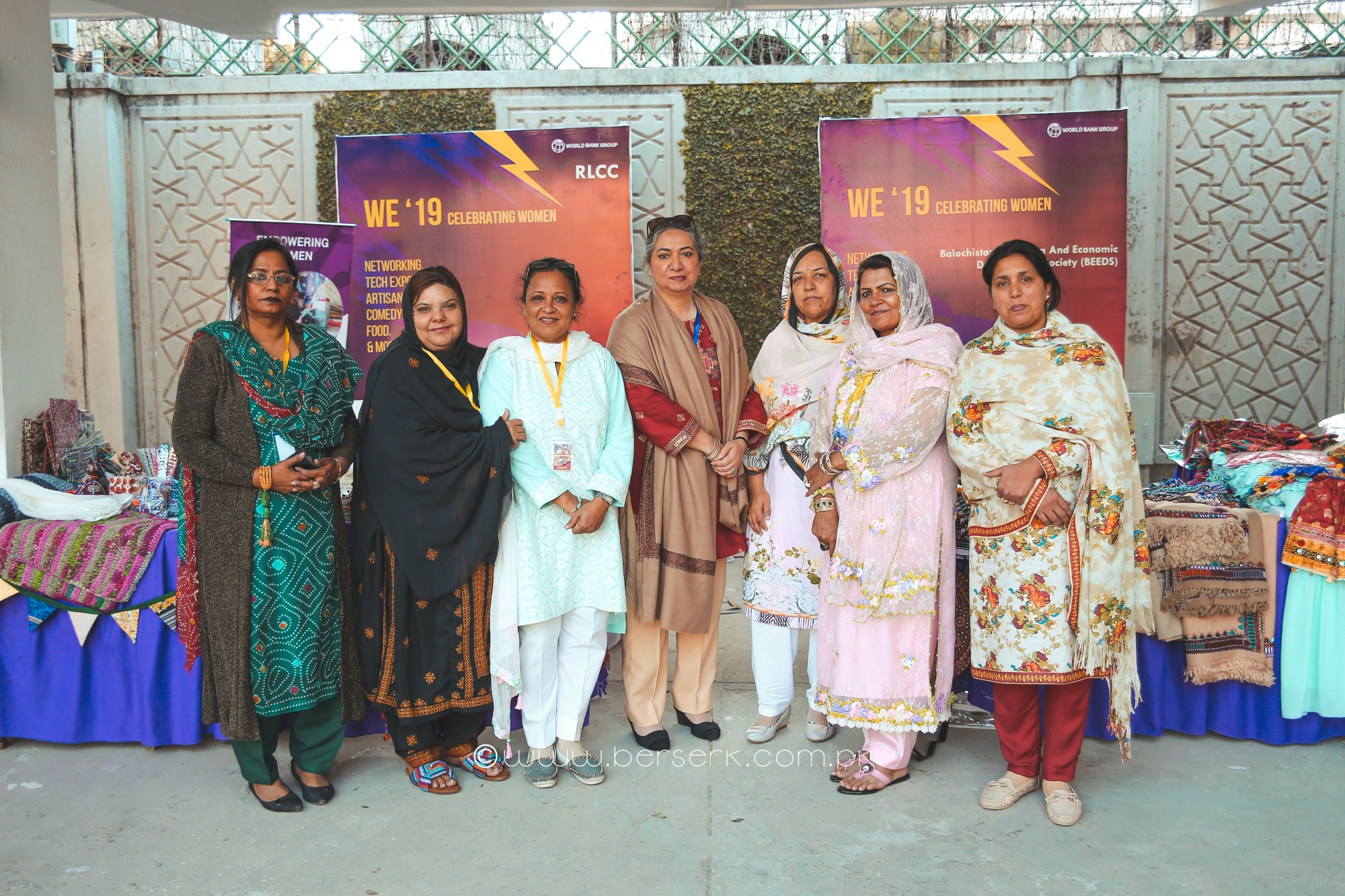 Cottage Industries Female Entrepreneurs TechArt at World Bank Group Pakistan