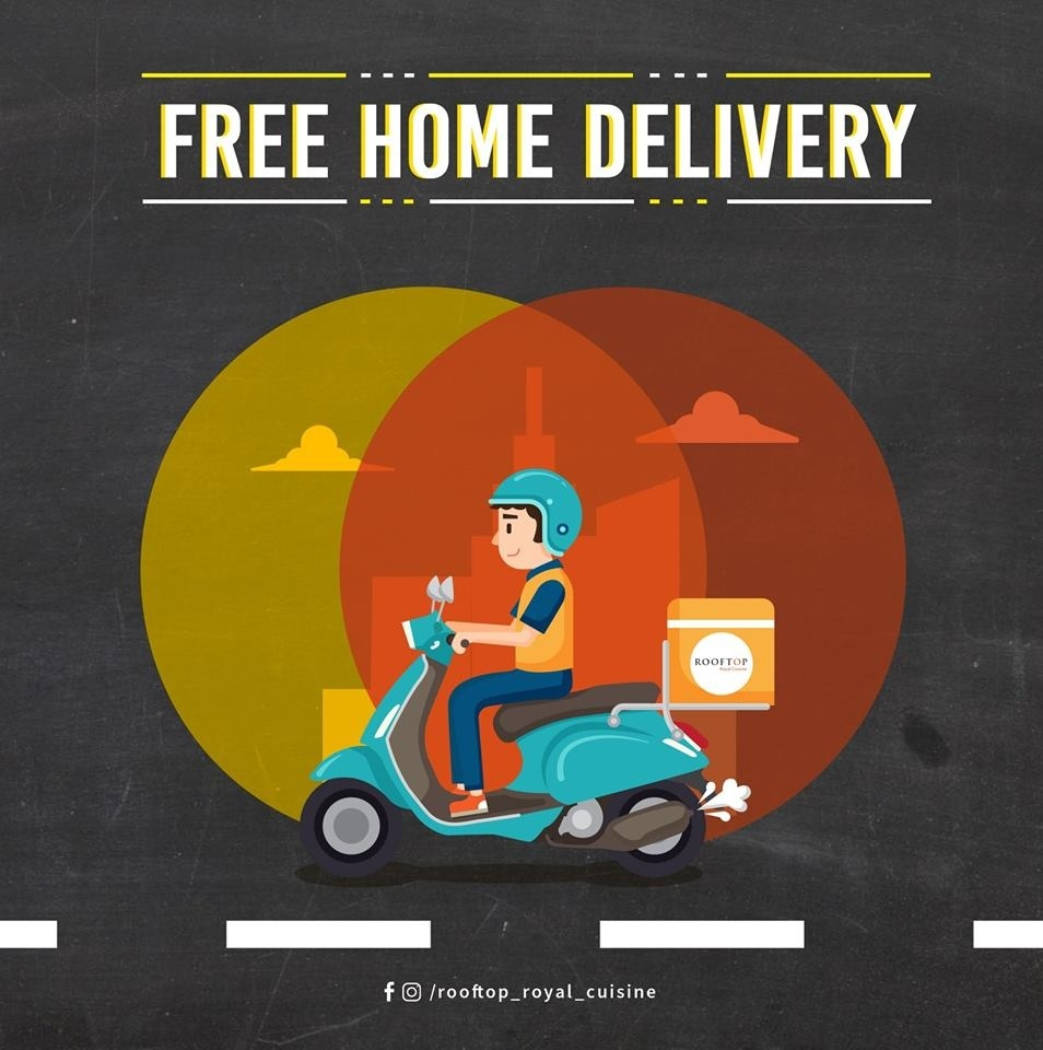 Social Media Marketing - Free Home Delivery