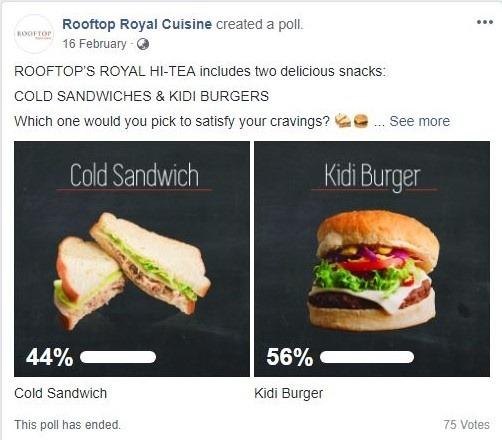Social Media Marketing - Poll 3