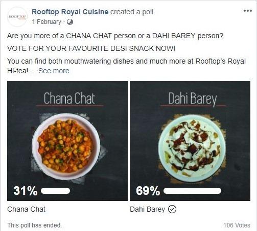 Social Media Marketing - Poll 4