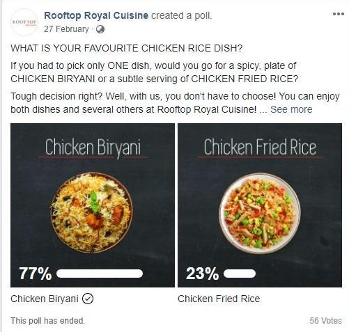 Social Media Marketing - Poll 5