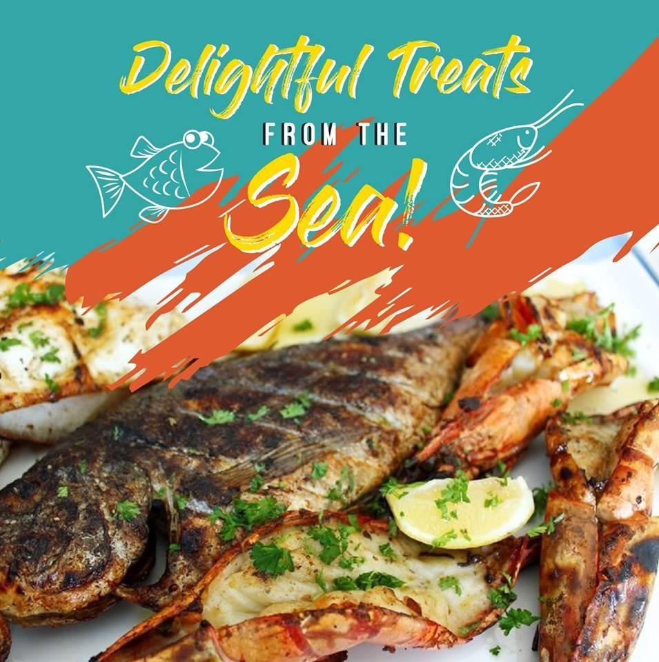 Social Media Marketing - Sea Food