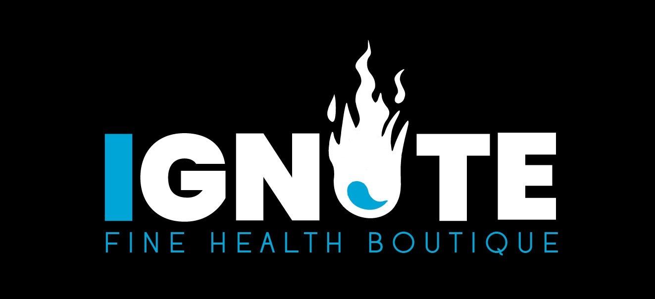 Ignite Logo Design Concept 2
